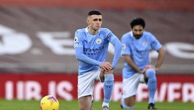 Futbol dünyasının en değerlisi Manchester City'den Phil Foden
