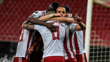 Olympiakos'a şok!