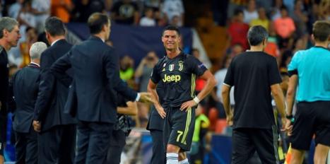Ronaldo ağladı! Avrupa bu görüntüleri konuşuyor