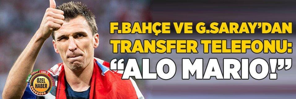 fenerbahce ve galatasaray mario mandzukic transferi icin dugmeye basti ilk temas ve 1594018728839 - Galatasaray transferde Sassuolo ile yarışıyor! Yeni Merih Demiral...