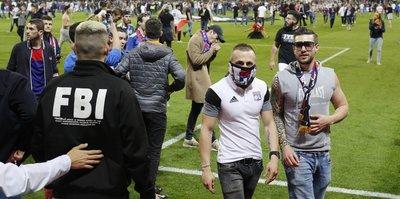 Olympique Lyon'a ceza kapıda