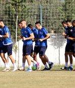 Antalyaspor'da Kasımpaşa maçı hazırlıkları