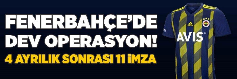 """fenerbahcede dev operasyon 4 ayrilik 11 imza 1595834762768 - Alberth Elis'den Fenerbahçe ve transfer açıklaması! """"Büyük takım..."""""""