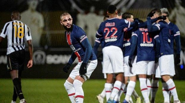 Angers PSG 0-1 (MAÇ SONUCU - ÖZET) #