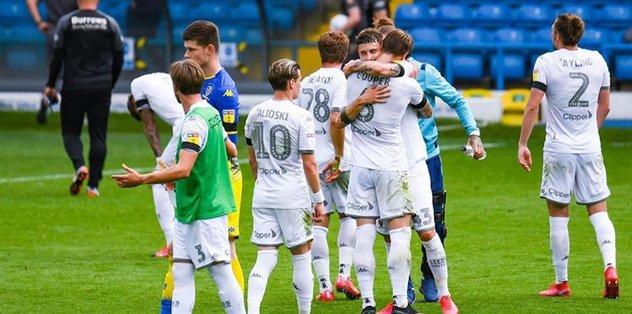 Leeds United şampiyonluğu garantiledi! Premier Lig... - Futbol -