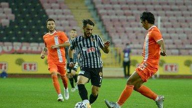 Eskişehirspor 0-0 Adanaspor | MAÇ SONUCU