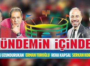 Futbol otoriteleri Milli Takım'ımızı masaya yatırdı