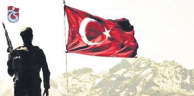 Mehmetçik'e tam destek