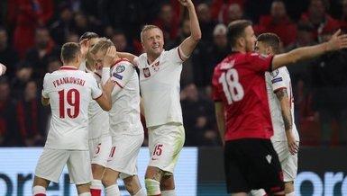 Arnavutluk 0-1 Polonya (MAÇ SONUCU - ÖZET)   Maçta olay çıktı! Gol sonrası ortalık karıştı