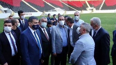 Gençlik ve Spor Bakanı Mehmet Muharrem Kasapoğlu: Her alanda zirveye oynayan bir Türkiye var
