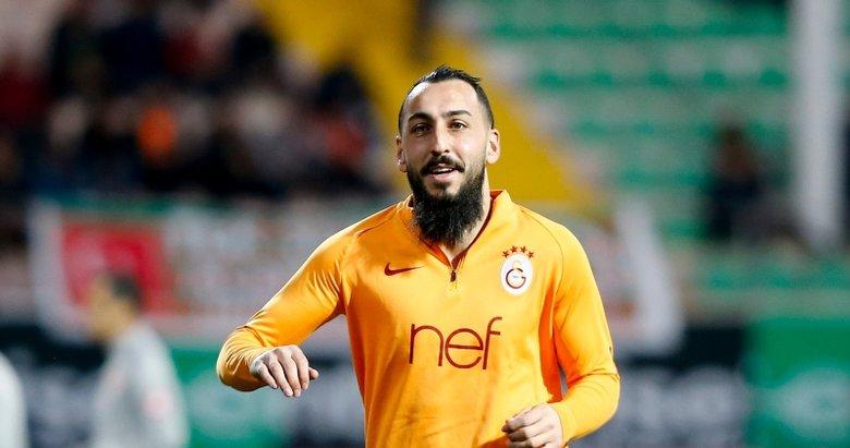 Galatasaraylı Mitroglou'nun istekleri çıldırttı