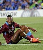 Trabzonspor'da Daniel Sturridge keyifleri kaçırdı