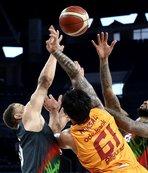 Karşıyaka Galatasaray deplasmanından galibiyetle döndü