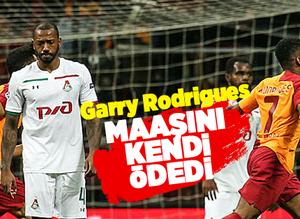Garry Rodrigues kendi maaşını ödedi!