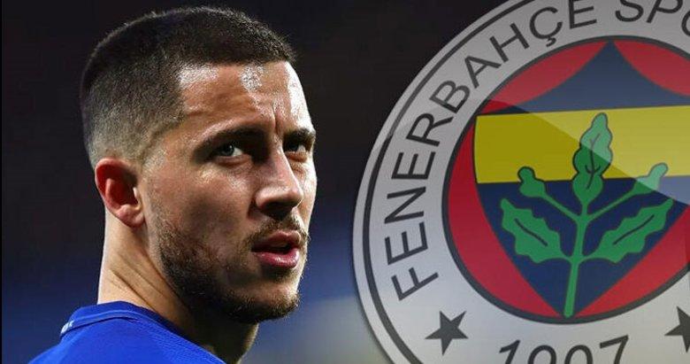 Fenerbahçe'de asrın bombası! Kulağa inanılmaz geliyor ama Eden Hazard... Son dakika transfer haberleri