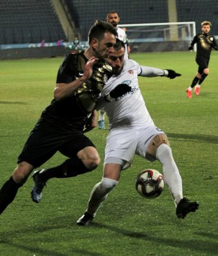 Osmanlıspor 2-0 Menemen Belediyespor   MAÇ SONUCU