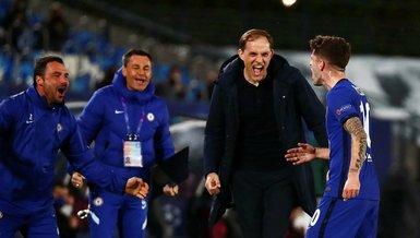 Chelsea Teknik Direktörü Thomas Tuchel Şampiyonlar Ligi tarihine geçti!