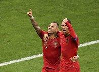 Quaresma Dünya Kupası'na imzasını attı! İşte Quaresma'nın İran'a attığı gol