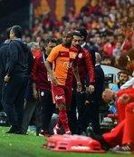 Galatasaray'da zorunlu değişiklik!