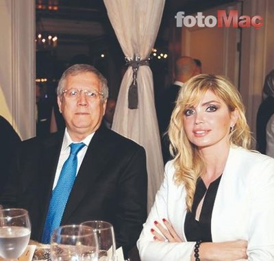 Aziz Yıldırım 'Gonca Çelikkıran ile boşanıyor' iddialarını yalanladı!