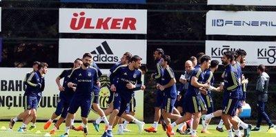 Fenerbahçe'de Osmanlıspor maçı hazırlıkları