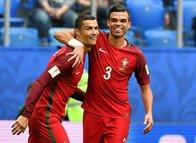 Ronaldo'dan Pepe itirafı