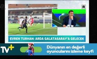 Evren Turhan: İrfan Can gelecek sezon Galatasaray'da forma giyebilir