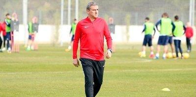 Hamza Hamzaoğlu Antalyaspor maçı hakkında konuştu
