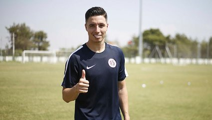 Former France international Nasri hangs up his boots