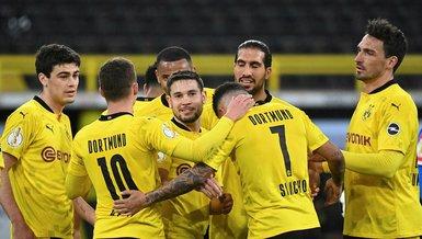Borussia Dortmund - Holstein Kiel: 5-0 (MAÇ SONUCU - ÖZET)   Almanya Kupası
