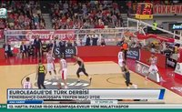 Euroleague'de Türk derbisi