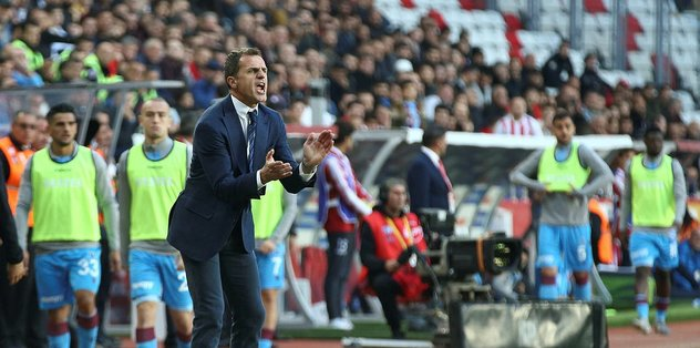 Stjepan Tomas: Her şeyi yapıyoruz ama gol atamıyoruz
