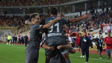 Yeni Malatyaspor - Fatih Karagümrük: 3-4 (MAÇ SONUCU - ÖZET)