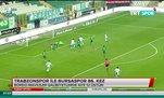 Trabzonspor ile Bursaspor 86. kez