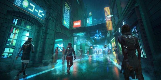 Ubisoft Hyper Scape isimli yeni bir oyun mu çıkartacak?