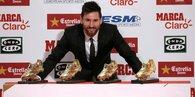 Altın ayak Messi!