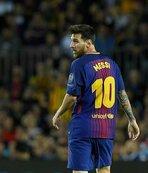 ''Messi ateşle oynadı''