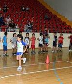 Osmaniye'de yetenek taramasında ikinci etap başladı