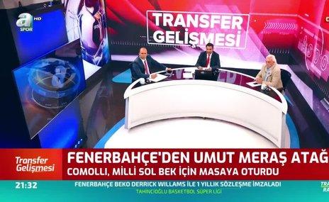 Fenerbahçe'den Umut Meraş atağı