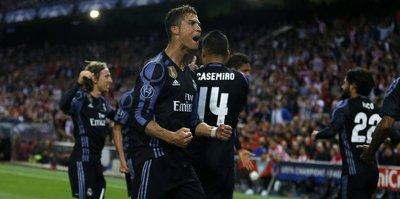 Çakır çaldı, Real Madrid turladı!