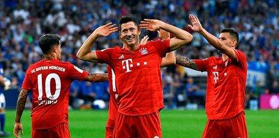 Bayern Münih sezonun ilk galibiyetini aldı
