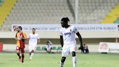 Beşiktaş'ın yeni transferi N'Sakala'dan Alanyaspor'a veda
