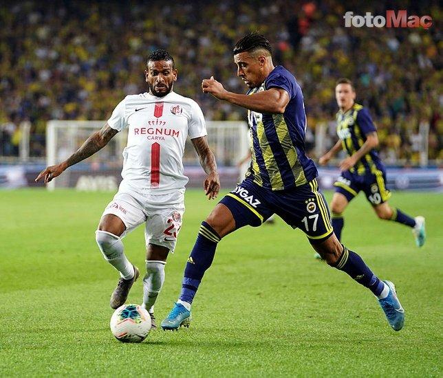 Yanal'ın gözdesi Ocak'ta geliyor! | Fenerbahçe haberi...