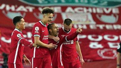 Liverpool - Southampton: 2-0 (MAÇ SONUCU - ÖZET)