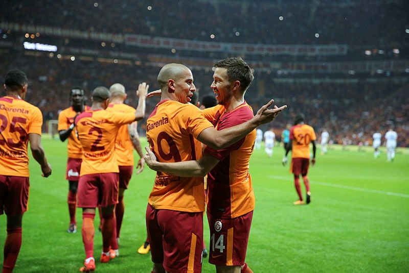 Galatasarayda Martin Linnes, Başakşehir kadrosuna alınmadı