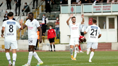 Tuzlaspor 2-0 Ankaraspor | MAÇ SONUCU