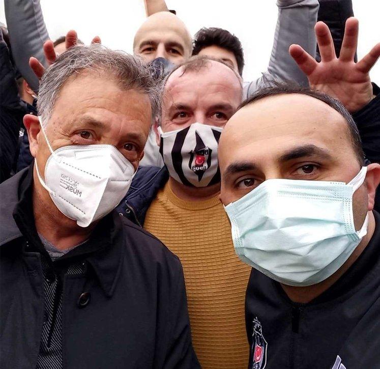 Tirebolulu Beşiktaşlılar alkışı hak etti!