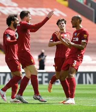 Liverpool'da 30 yıllık hasret sona eriyor! İşte kupa teslim tarihi