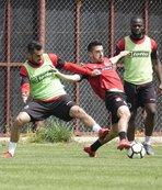 Gençlerbirliği'nde Sivasspor maçı hazırlıkları