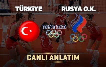 CANLI   Türkiye-Rusya Olimpiyat Komitesi